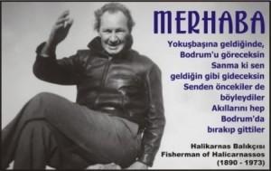 Halikarnas Balıkçısı - Cevat Şakir Kabaağaçlı