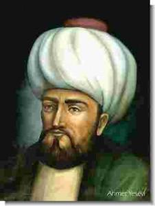 ahmet yesevi